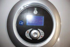 pompy ciepła wyświetlacz i sterowanie pompąciepła IVT